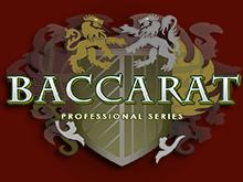 Baccarat Pro Series Table Game – онлайн игра на реальные деньги