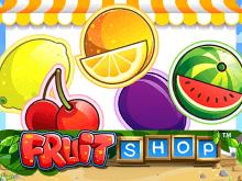 Фруктовый магазин – лучший игровой автомат