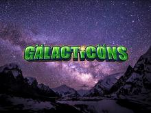 Galacticons - игровой автомат для любителей дорожного риска